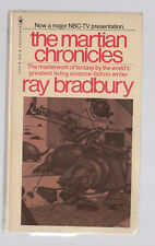 RAY BRADBURY pb The Martian Chronicles TV tie-in