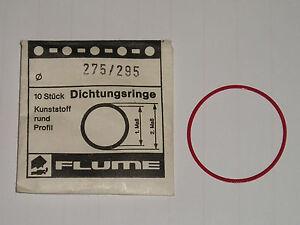Joint boitier de montre  / Gasket watch case / Dichtungsring Flume 1 piece
