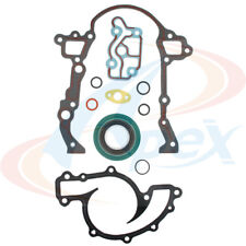 Engine Timing Cover Gasket Set-VIN: K, Natural Apex Automobile Parts ATC3590