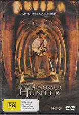 THE DINOSAUR HUNTER Christopher Plummer DVD - New / Sealed - PAL R4