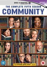 Community TEMPORADA 5 DVD Nuevo DVD (cdrp0161nuv)