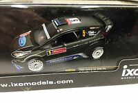 FORD FIESTA RS WRC #5 Monte-Carlo 2012 1:43 IXO RALLYE-DIECAST-RAM490