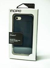 Incipio iPhone 7 Case  NGP Case, Flexible, Shock Absorbing Cover fits  Navy Blue
