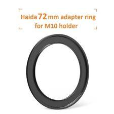 Haida 72mm Adapter Ring for M10 100mm Filter Holder