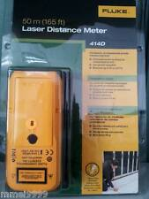 New FLUKE 414D Laser Distance Meter 50M / 165FT  Replace Fluke 411D