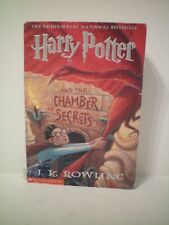 HARRY POTTER and the CHAMBER of SECRETS - J. K. Rowlings - Book 2 Trilogy
