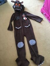 COMPLETE THE GRUFFALO CHILD COSTUME OUTFIT SIZE AGE 5-6 YRS 110-116 CM Z44