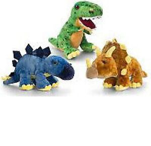Keel Dinosaur Stegasaurus, Triceratops, or T Rex great 25Cm NWT
