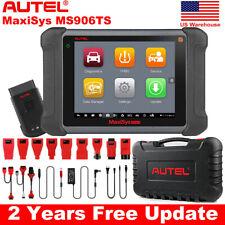 Autel MS906BT MS906TS MK908 MK808BT OBD2 Full System  Diagnostic Tool lmmo Keys