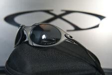 Oakley Romeo 1 X Metal with Polarized Silver Refl+Lenses+Oakley Vault,Bag - SALE