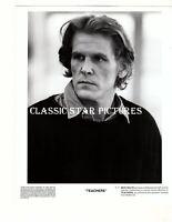 O597 Nick Nolte close up Teachers 1984 8 x 10 vintage photograph