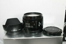 SONY MINOLTA 24mm F 2.8 SONY FULL FRAME A MOUNT LENS