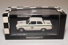 Q MINICHAMPS FORD LOTUS CORTINA MKI 6H BRANDS HATCH 1964 WINNERS MINT BOXED