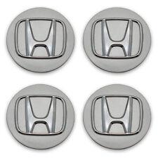 SET 4- FREE SHIPPING Honda Accord Civic Fit CRV 44742 Wheel Center Caps Hubcaps