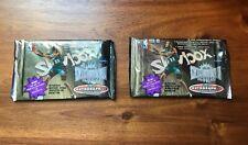 1998-99 Skybox Metal Universe Hobby PACKS Kobe Bryant Michael Jordan 2 Pack Lot