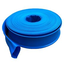 More details for happy lay flat hose backwash submersible pump swimming pool hot tub empty pond