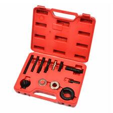 12pcs Pulley Puller Remover Installer Tool Kit for GM Power Steering Alternator