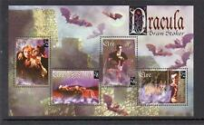 IRELAND MNH 1997 MS1145 CENTENARY OF BRAM STOKER'S DRACULA MINISHEET