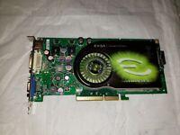 EVGA nVidia E-Geforce 7800 GS 256MB DVI Graphic Card