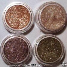 Mneral Makeup~5gm~Sweetscents~4 set~Eyeshadow~bare~Loose Powder~Mica~Earth~Brown