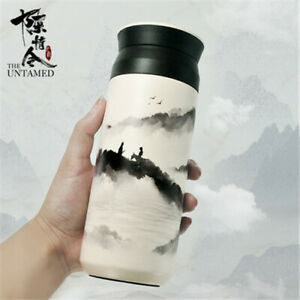 Grandmaster of Demonic Cultivation 陈情令 The Untamed Stainless Steel Vacuum Cup Sa