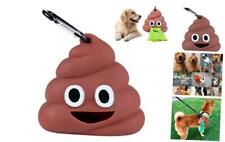 Super Cute Dog Poop Bag Holder Dog Waste Bag Holder Dog Poop Bag 1 pcs