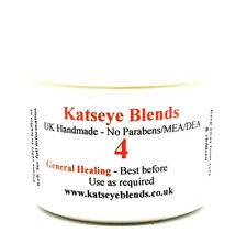 B4 Healing Cream For Skin Conditions x 50ml - No Parabens/MEA/DEA