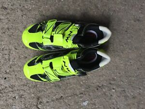 Northwave cycling shoes with clips UK 7.5