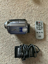 JVC EVERIO - Internal 20gig HDD Camcorder - NO RESERVE