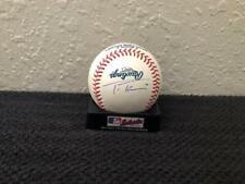 T.Turner ,Difo , Romero +2 Autographed Washington Nationals Rawlings OMLB Ball