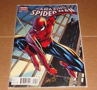 2014 Amazing Spider-Man #1 J Scott Campbell Variant Edition 1st Print