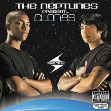 Various Artists : The Neptunes Present: Clones (Bonus DVD) CD