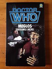 Doctor Who - Meglos - Target 1983 1st VGC