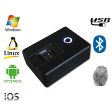 Bluetooth Fingerprint Reader for Windows Android IOS Linux 5V USB Thumb Scanner