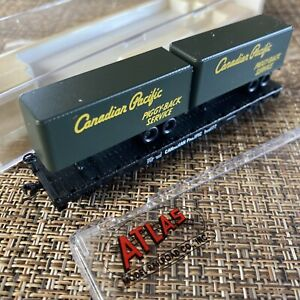 N-Scale Atlas Freight Car as pictured.