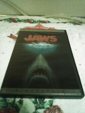 Jaws (Dvd, 2011, Ws 30th Anniversary Edition With Movie Cash)