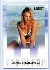 MARIA SHARAPOVA 2009 Sport Illustrated SI Swimsuit #MS/M BIKINI RELIC CARD