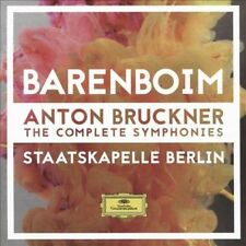 Anton Bruckner: The Complete Symphonies [9 CD], New Music