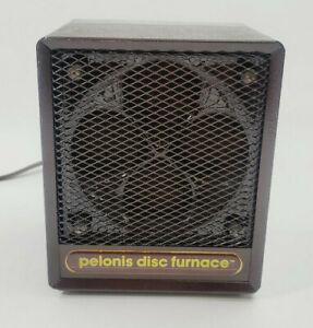 Pelonis Del-Rain Disc Furnace Space Heater 1500W-II Brown