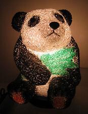 New Panda Bear Eva Desk Glow Lamp Night Light Pandas Bears Lamps