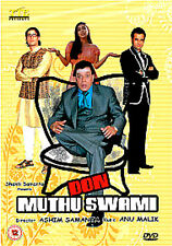 DON MUTHU SWAMI -Mithun Chakraborty, Rohit ROY -NEW BOLLYWOOD DVD - FREE UK POST