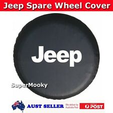 JEEP Spare Wheel Tyre Cover Extra Thick Heavy Duty AUST SELLER Fast Shipping