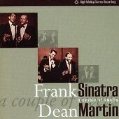 FRANK SINATRA & DEAN MARTIN A Couple of Swells CD ALBUM  NEW - NOT SEALED