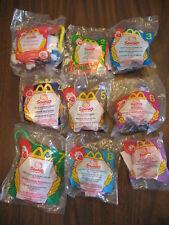 2000 McDonalds - Hello Kitty set of 9 *MIP*