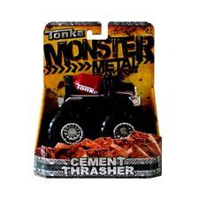 Tonka Metal Diecast Die Cast Bodies Monster Truck Cement Thrasher Toy 06450