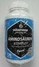 Vitamaze Aminosäuren Komplex, 120 Tabletten, VEGAN