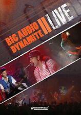 Big Audio Dynamite - B.A.D. II Live in London (DVD, 2013)