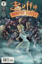 Buffy The Vampire Slayer Comic Book #21 Dark Horse 2000 Art Cover Near Mint New