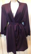 HOTOUCH Women's Kimono Robe Eggplant/Purple Sz XL NWT