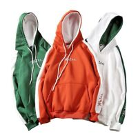 New Hoodies Men Autumn Fashion Casual Hip Hop Clothing Hoody Pullover Clothes